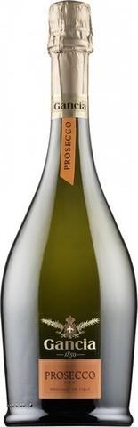 Игристое вино Gancia, Prosecco Dry DOC, 0.75 л