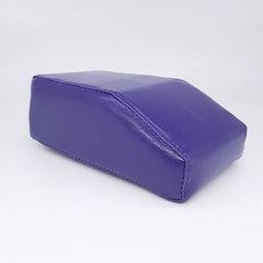 Аксессуары для кушеток косметолога Подушка для маникюра под руку Подушка-для-маникюра-23х13х9-фиолетовая.jpg