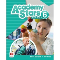 Academy Stars 6 Pupil's Book Pack