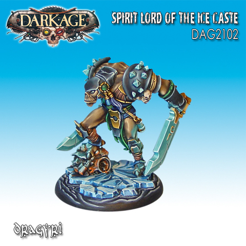 Dragyri Spirit Lord of the Ice Caste (1)