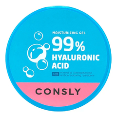 Многофункциональный гель для лица и тела с гиалуроновой кислотой Hyaluronic Acid Moisture Gel 300мл
