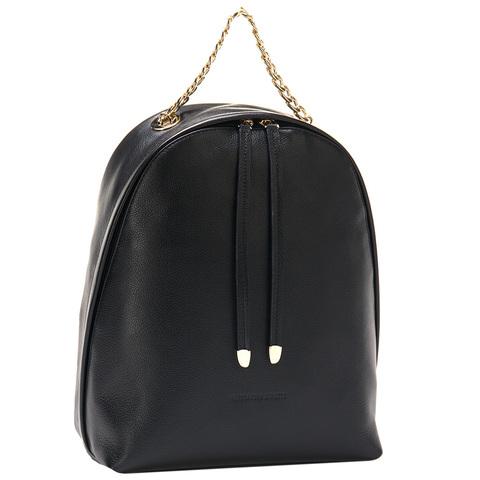 Женская сумка из натуральной кожи Alessandro Birutti 13-172-1/черн