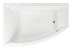 Ванна акриловая Vagnerplast (Вагнерпласт) Veronela OFFSET 160 см L левая
