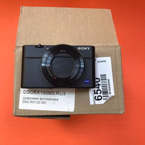 Sony Cyber-shot RX100M3 Комиссия