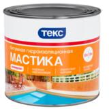 ТЕКС Мастика битумная гидроизоляционная антикорозионная