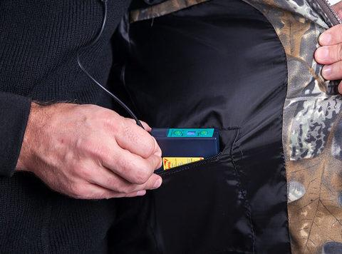 Охотничий жилет с подогревом RedLaika RL-H-05
