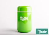 Термос-бочонок «Арктика», зелёный для еды 400 мл