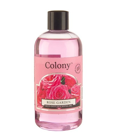 Наполнитель для ароматического диффузора Розовый сад, Wax Lyrical