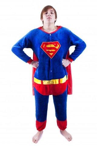 Пижама кигуруми Супермен 2