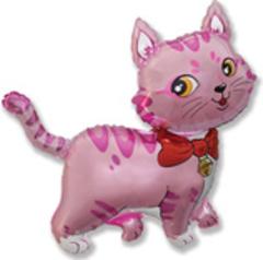 F Мини фигура Милый котёнок (розовый) / Sweet cat (14