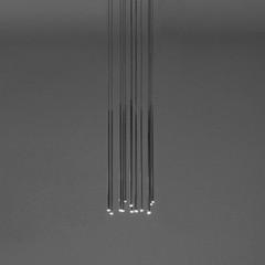 люстра Slim 0937 Pendant Light ( 13 подвесов )