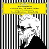 Krystian Zimerman, Berliner Philharmoniker, Simon Rattle / Bernstein: Symphony No. 2 The Age of Anxiety (LP)
