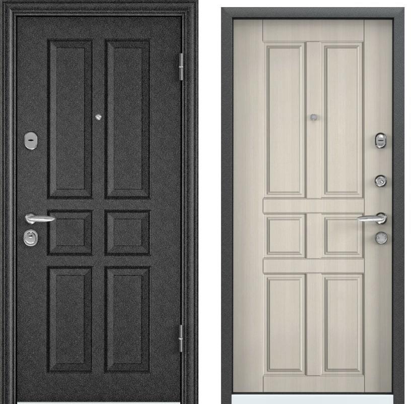 Входные двери Torex Super Omega 8 VDM-1 чёрный шёлк RS-8 ПВХ белый перламутр generated_image___копия.jpg