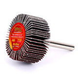 Круг MESSER шлифовальный лепестковый с оправкой (на шпильке) 40х20х6  #80