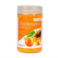 Соль для ножных ванн апельсин-папайя Bath salt