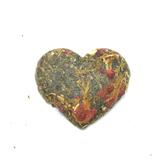 Китайский зеленый чай в виде сердца с гвоздикой вид-2