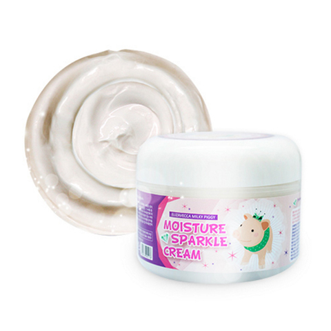 Крем Elizavecca Milky Piggy MOISTURE SPARKLE CREAM 100ml