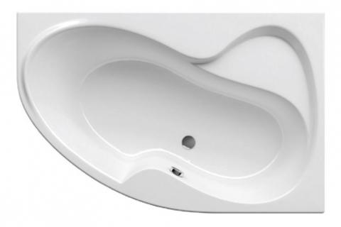 Акриловая ванна Ravak ROSA II 150x105 P белая