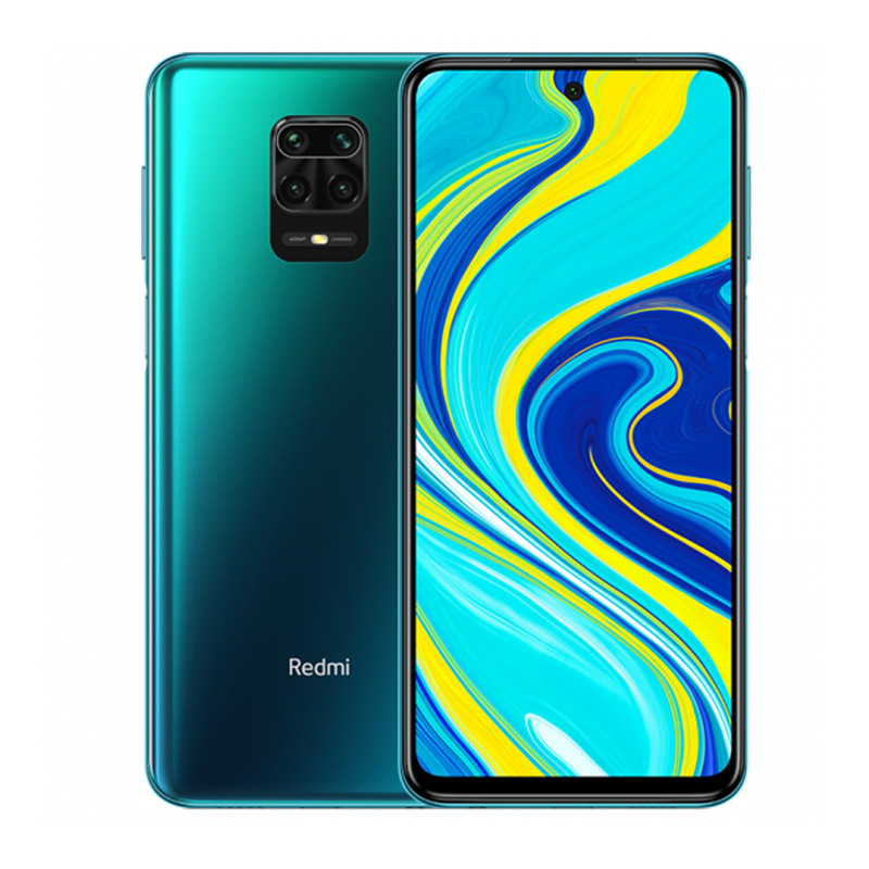 Xiaomi Redmi Note 9S, 6/128 ГБ, синий