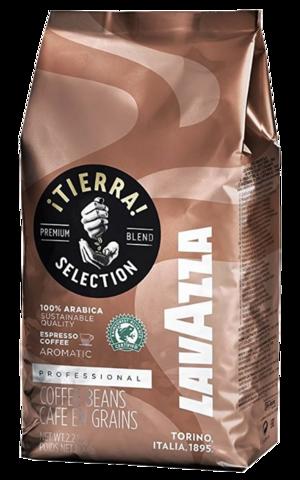 Кофе в зернах Lavazza Tierra Selection, 1 кг