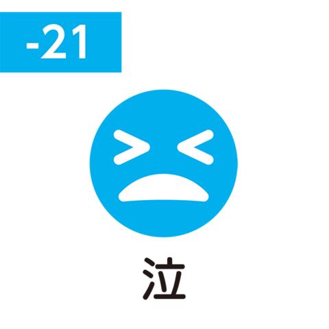 Pilot FriXion Stamp SPF-12-21LB (泣 / connichiha / плачь)