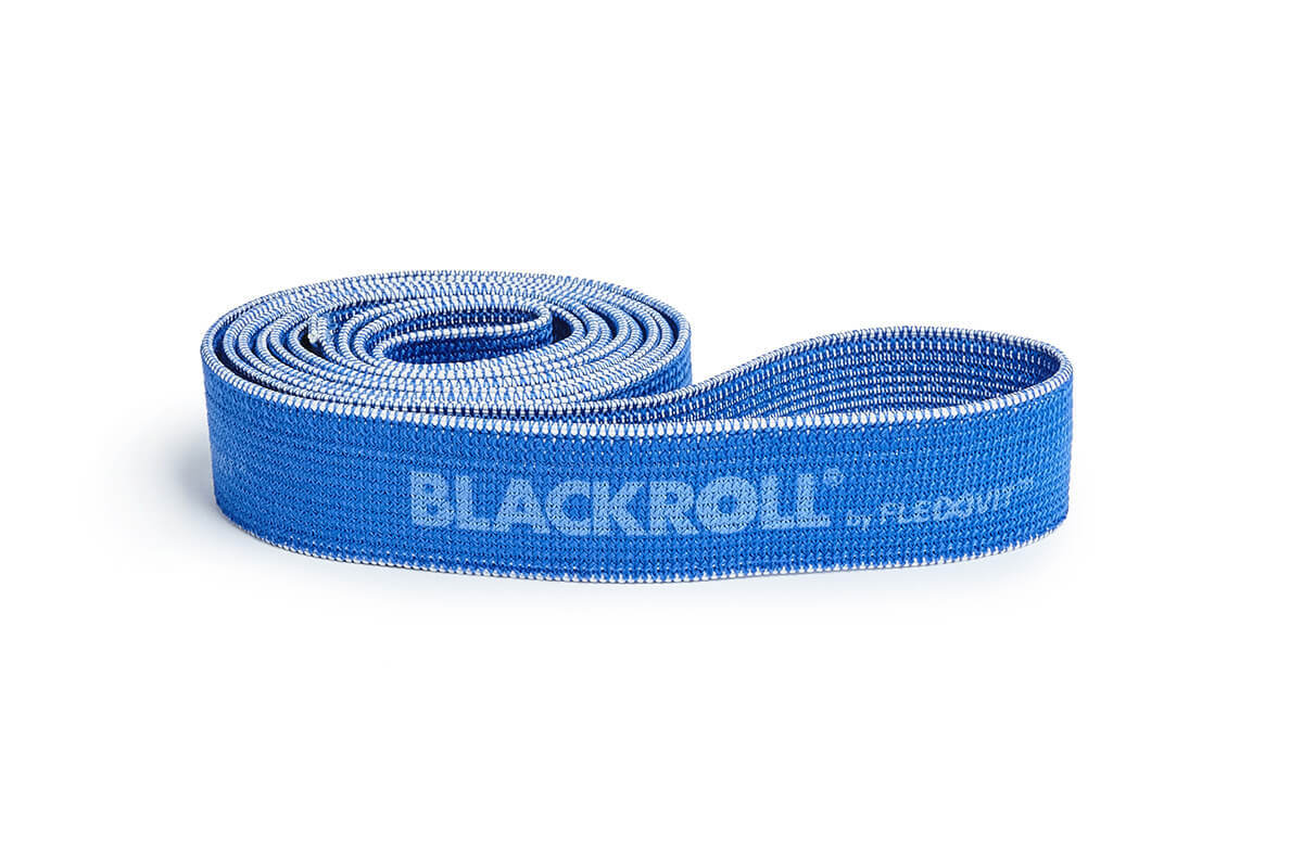 Оборудование BLACKROLL® для тренинга Эспандер-лента текстильная BLACKROLL® SUPER BAND 104 см (тяжелое сопротивление) BR_2018-10_SUPER-BAND_07083_SebastianSchöffel.jpg