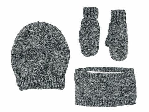 Комплект шапка+шарф+варежки Lupilu