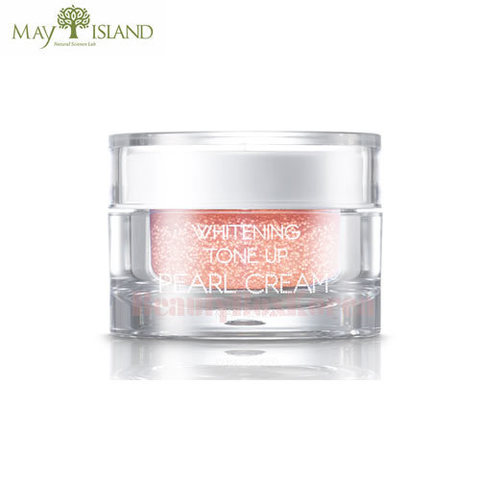MAY ISLAND WHITENING TONE UP PEARL CREAM Крем для лица  50гр