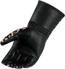 Мотоперчатки - ICON 1000 CATWALK LEOPARD (женские)