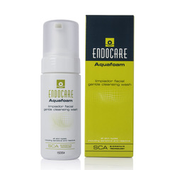 Endocare Aquafoam  – Gentle Cleansing Wash – Пенка для очищения