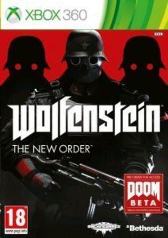 Xbox 360 Wolfenstein: The New Order (русские субтитры)