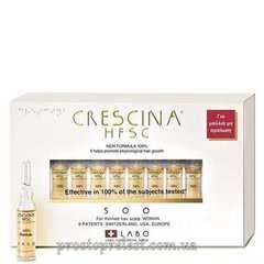 Crescina HFSC Re-Growth 500 Woman - Средство для восстановления роста волос 500, формула для женщин