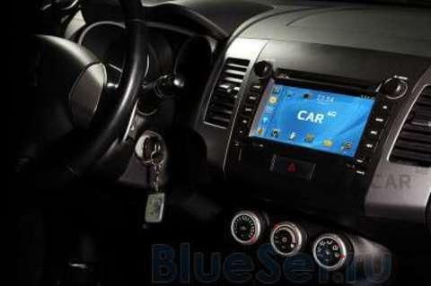 Car 4G JET штатная мультимедийная система в авто, на Android для Mitsubishi