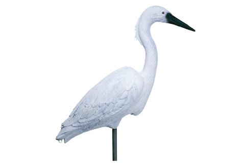 Муляж белой цапли Flambeau Egret 5950CD