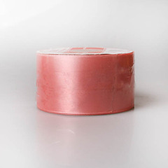 Лента атласная 50мм*33м  Розовая 3061