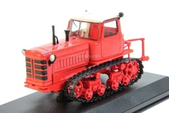 Tractor DT-75M first generation 1:43 Hachette #42