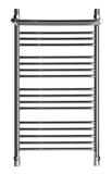 Богема-4 120х40 Водяной полотенцесушитель  D44-124