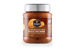 Протеиновая арахисовая паста со вкусом шоколадного брауни, 320г