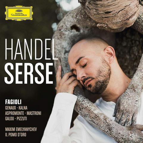 Franco Fagioli, Maxim Emelyanychev, Il Pomo d'Oro / Handel: Serse (3CD)