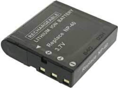 аккумулятор NP-40 для камеры sony