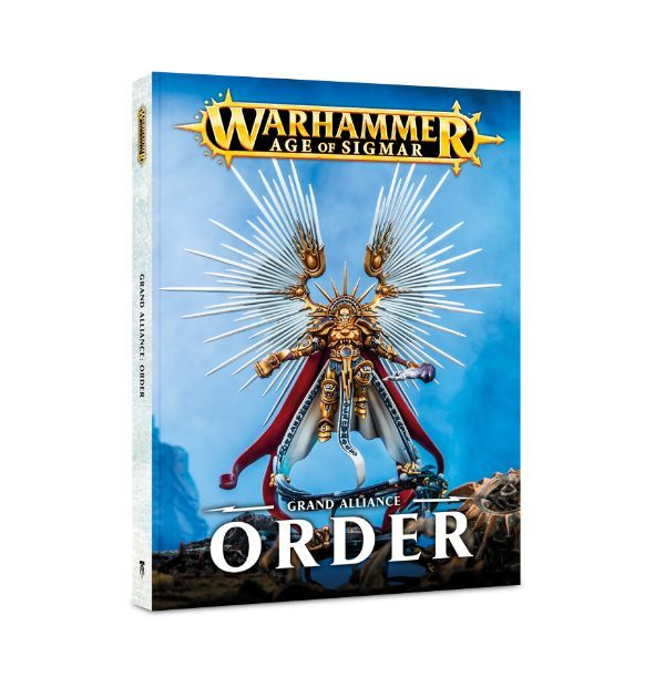 Grand Alliance: Order (softback)
