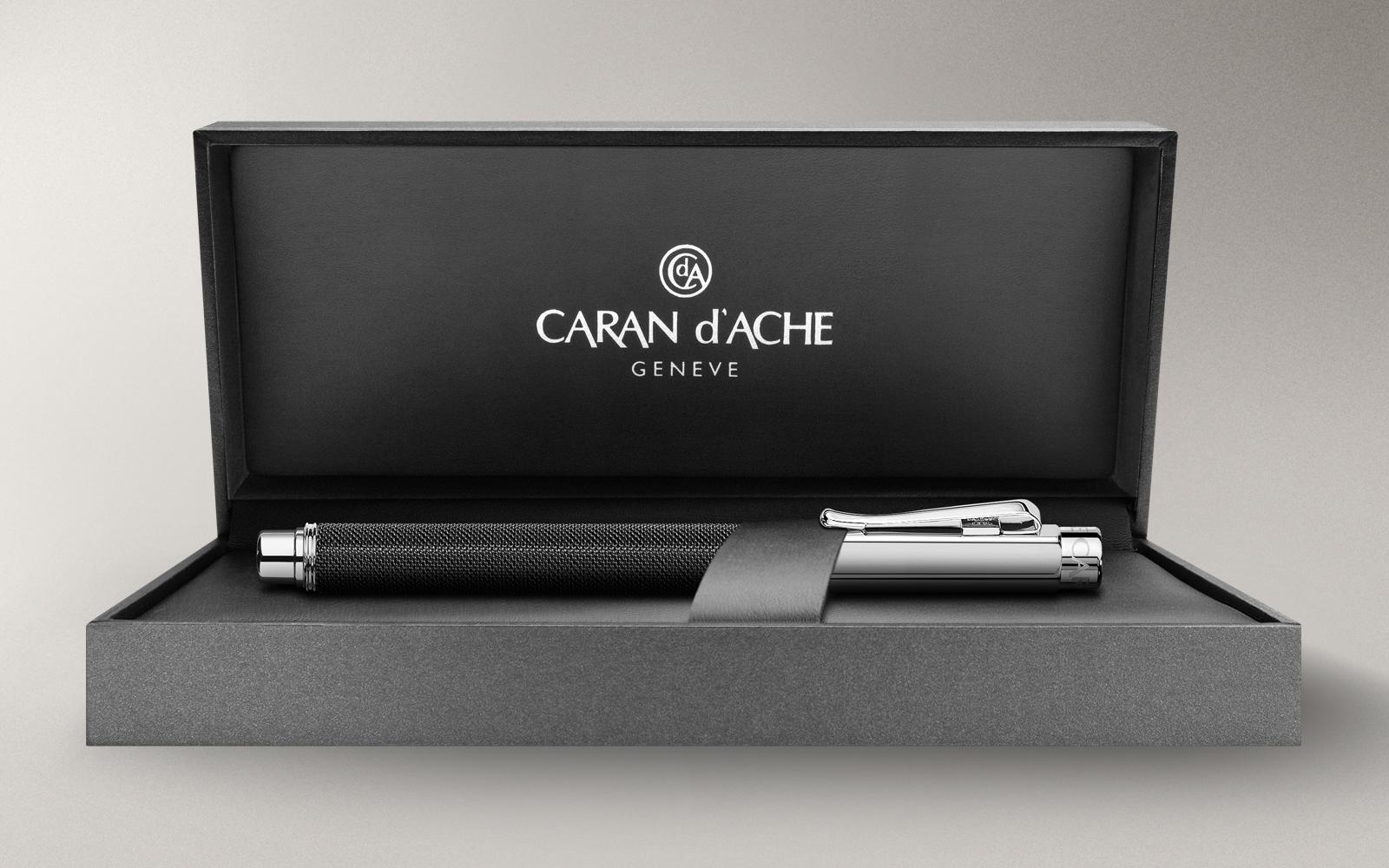 Carandache Varius - Ivanhoe SP, ручка-роллер, F
