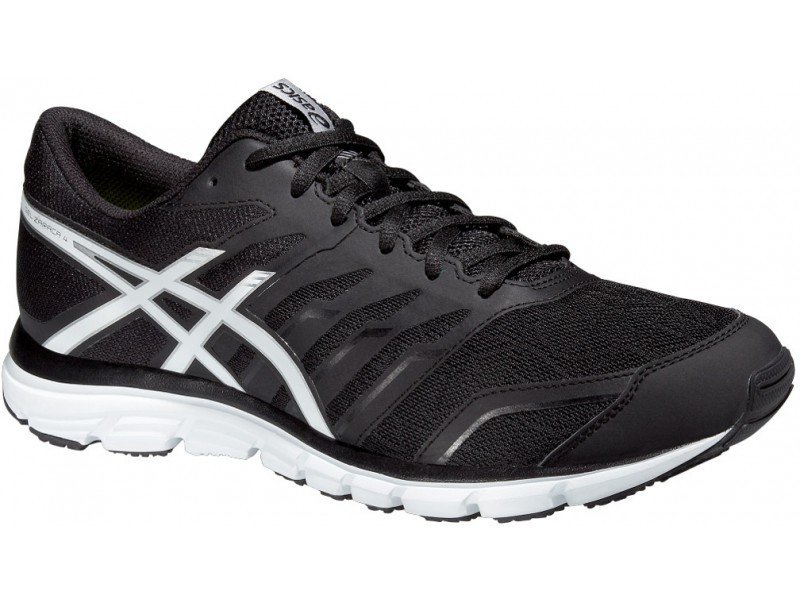 Мужские кроссовки для бега Asics Gel-Zaraca 4 (T5K3N 9001) черные