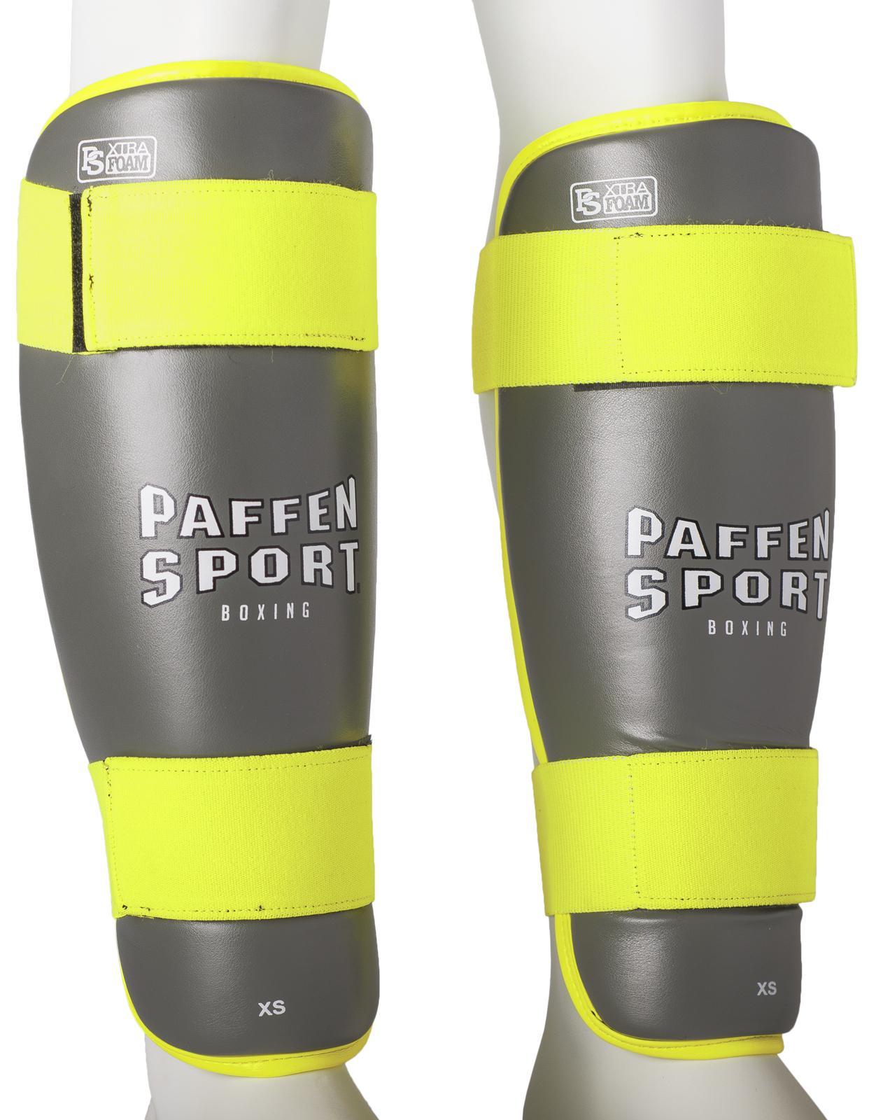 Детская защита голени Paffen Sport