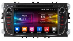 Штатная магнитола на Android 6.0 для Ford Mondeo рестайлинг 10-15 Ownice C500 S7202G-B