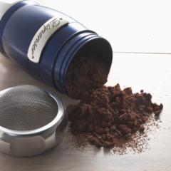Marcato Dispenser blue flour, sugar and cocoa sifter