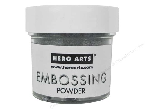 Пудра для эмбоссинга -SILVER    -EMBOSSING POWDER