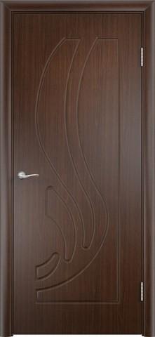 Дверь Сибирь Профиль Лилия, цвет венге, глухая
