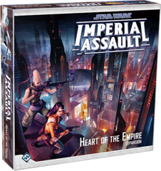 Star Wars: Imperial Assault - Heart of the Empire Campaign Expansion