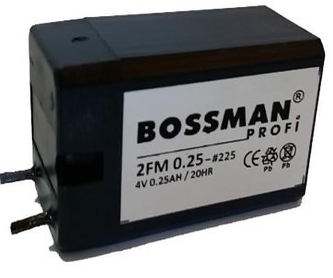 Аккумуляторы Bossman 4V 0.25A